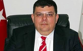 UBP Girne İlçe Başkanlığı'na Özdemir Berova getirildi