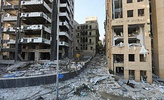 Beyrut'ta iki hafta OHAL ilan edildi