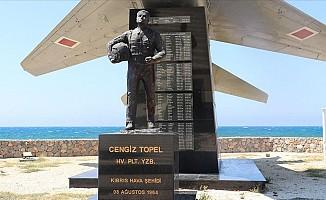 Cengiz Topel'in adı hem  KKTC'de hem Türkiye'de yaşatılıyor