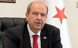 """""""Doğu Akdeniz'deki haklarının gasp edilmesine göz yummayacağız"""""""