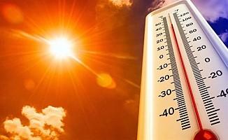 Hafta boyunca hava sıcaklığı 37-40 derece dolaylarında olacak...