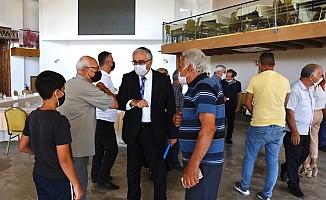 """""""Kıbrıs sorununu çözmek için çalışmaya devam edeceğim"""""""