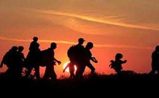 KKTC'den Güney Kıbrıs'a kaçak göçmen geçtiği iddia edildi...