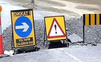 Lefkoşa - Girne anayolu kısım kısım trafiğe kapatılacak