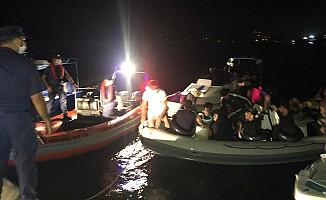 30 göçmeni Kıbrıs'a getiren kaptan tutuklandı...