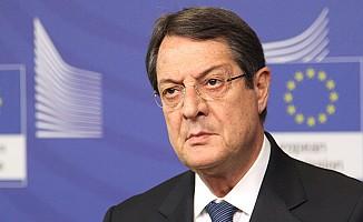 Anastasiadis: Türkiye'ye eylemlerle karşılık vereceğiz...