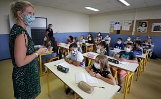 Avrupa'da okula dönüş tercihi 'yüz yüze' eğitim...