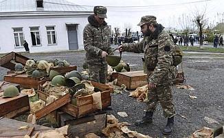 Azerbaycan savaş hali ilan etti...