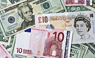 Dolar, Euro rekor tazeledi, Sterlin 10 liraya dayandı...