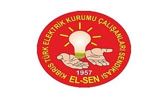 EL-SEN İskele ve Güzelyurt'ta grev başlattı