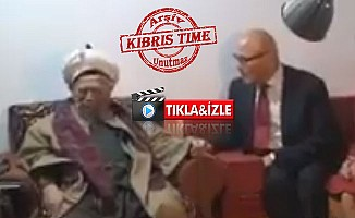 Talat da seçilmeden önce Şeyh Nazım'ı ziyaret etmiş...