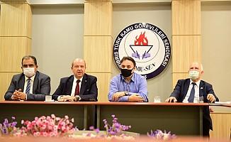 Tatar: AB çatısı altında iki devlet düşünülebilir...