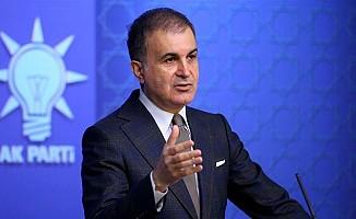 Çelik: Kıbrıs davasını inciten dönem kapandı...