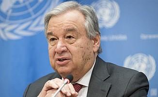 Guterres, Cumhurbaşkanı Tatar'ı kutladı