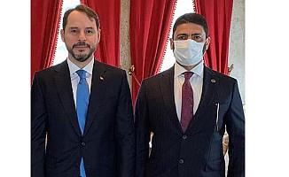 İstanbul'da kritik görüşme...