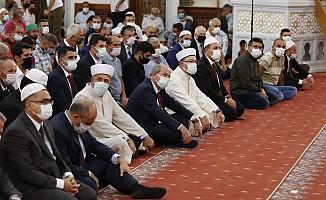 Tatar, Mevlit Kandili programına katıldı