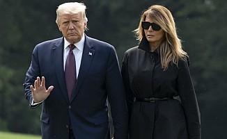 Trump ve eşi corona virüse yakalandı
