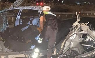 Yılmazköy yakınlarındaki kazada ölü sayısı 3'e yükseldi