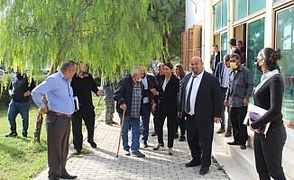 Baybars, Ziyamet, Yeşilköy, Sipahi ve Yenierenköy'ü ziyaret etti