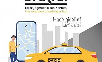 """DAÜ Öğrencilerinden """"Daxıcı"""" adlı yeni taksi uygulaması"""