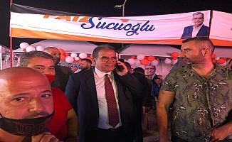 UBP Kurultay sonucu: Sucuoğlu 2706, Taçoy: 2102