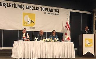 KTTO Genişletilmiş meclis toplantısı yapıldı...