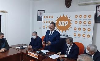 Saner: Hükümeti kurması gereken parti UBP