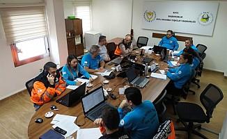 Sİvil Savunma deprem plan tatbikatı başarıyla gerçekleştirildi