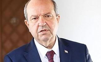 Tatar: Halkımız iki devletli çözüm istiyor...