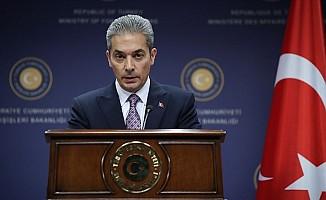 TC Dışişleri'nden Yunanistan Dışişleri Bakanı Dendias'a tepki