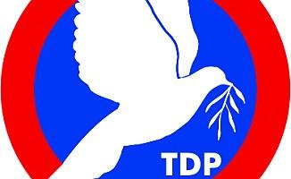 TDP Dışında oluşacak bir oluşumda, TDP yer almayacak