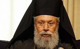 Baş Papaz, Rum tarafında ortalığı karıştırdı...