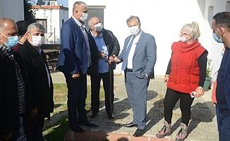 Esentepeliler 112 acil servis talep ediyor