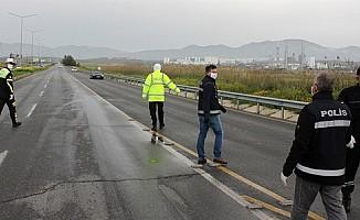 6 Kişi kısmi sokağa çıkma yasağını ihlal etti