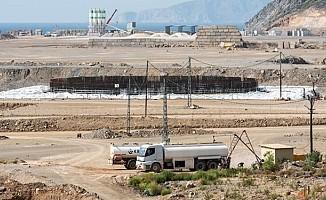 """""""Akkuyu Nükleer Santrali'nde çatlak"""" iddiası"""