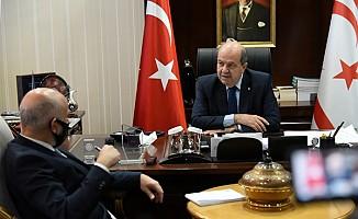 """""""Biz artık, egemen eşitliğe dayalı, iki devletin işbirliğini istiyoruz"""""""