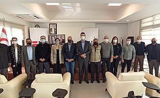 HP Lefkoşa ilçe başkanı Mehmet Manavoğlu oldu…