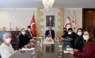 Tatar, Bulaşıcı hastalıklar üst komitesini toplantıya çağırdı