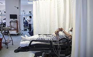 Yoğun bakımdaki 2 hastanın durumu ağır
