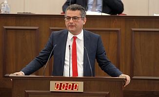 Erhürman: Sayın Ersin Tatar'ın bize özür borcu var