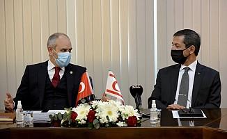 """""""Kıbrıs Türkü'nün davası her zaman arkasında duracağımız bir davadır"""""""
