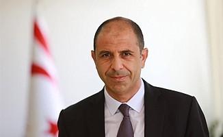 Özersay hükümete bir düzine soru sordu…