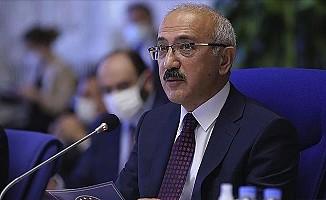 TC Hazine ve Maliye Bakanı Elvan'dan ekonomi mesajı