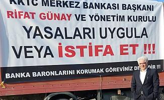 """""""Başta Rifat Günay olmak üzere tüm yetkilileri protesto ediyoruz"""""""
