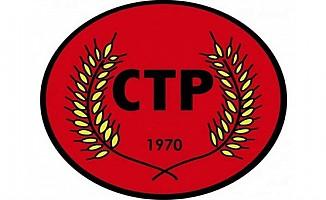 CTP: Tatar'ın toplantısında katılmayacağız!