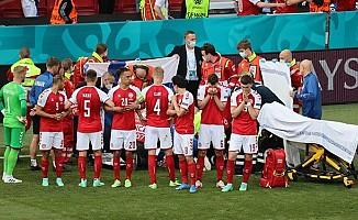 EURO 2020'de üzücü olay!