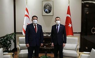 Saner, Oktay'ın davetlisi olarak bu akşam Ankara'ya gidiyor