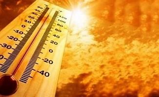 Hava sıcaklığı 43 derece...