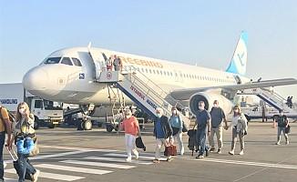 8 Ekim'de Norveç'ten turistler gelmeye başlayacak