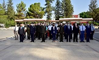 Gaziler günü nedeniyle tören düzenlendi